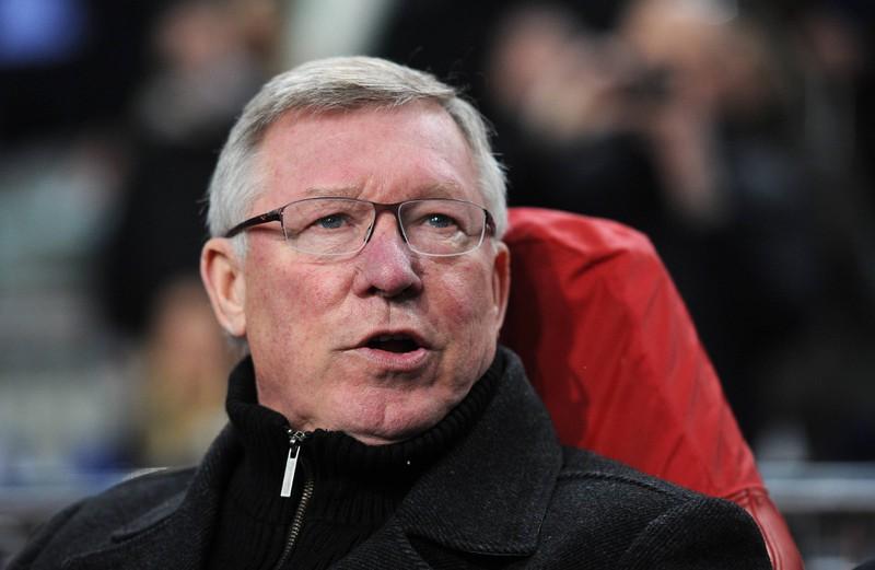 Er ist und bleibt wohl das Gesicht von Manchester United: Der ehemalige Erfolgscoach Sir Alex Ferguson