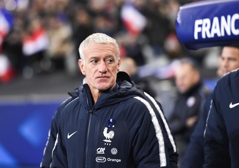 Weltmeister-Coach Didier Deschamps führte die Equipe Tricolore als Kapitän bereits in seiner Spielerkarriere zum WM- und EM-Titel
