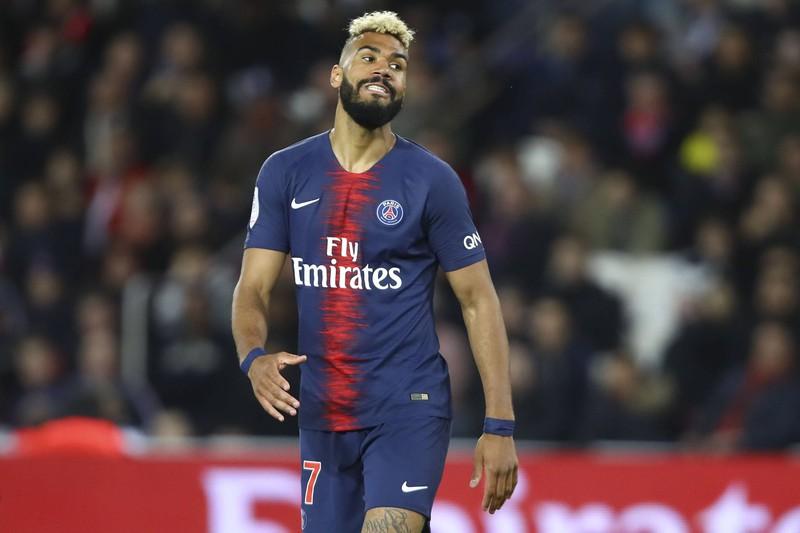 Eric-Maxim Chupo-Moting verhindert mit seiner Rettungsaktion gegen RC Straßburg die Meisterfeier von PSG