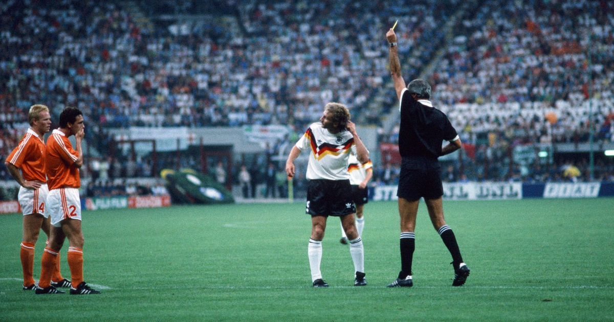 Die größten Skandale der Fußball-WM