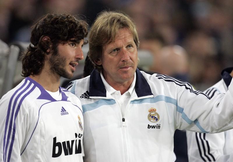 Bernd Schuster, der mit Real Madrid Meister wurde und deutsch ist