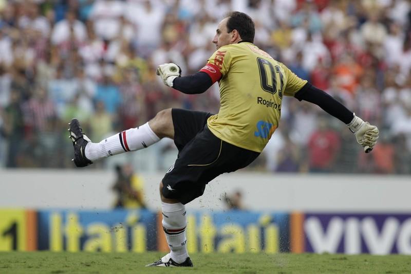 Rogério Ceni ist der torgefährlichste Torhüter aller Zeiten