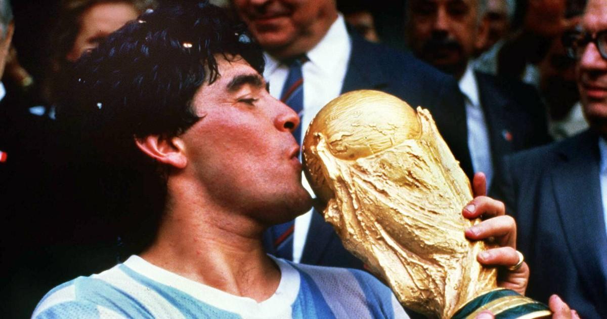 7 große Momente von Diego Maradona, die niemand so schnell vergisst