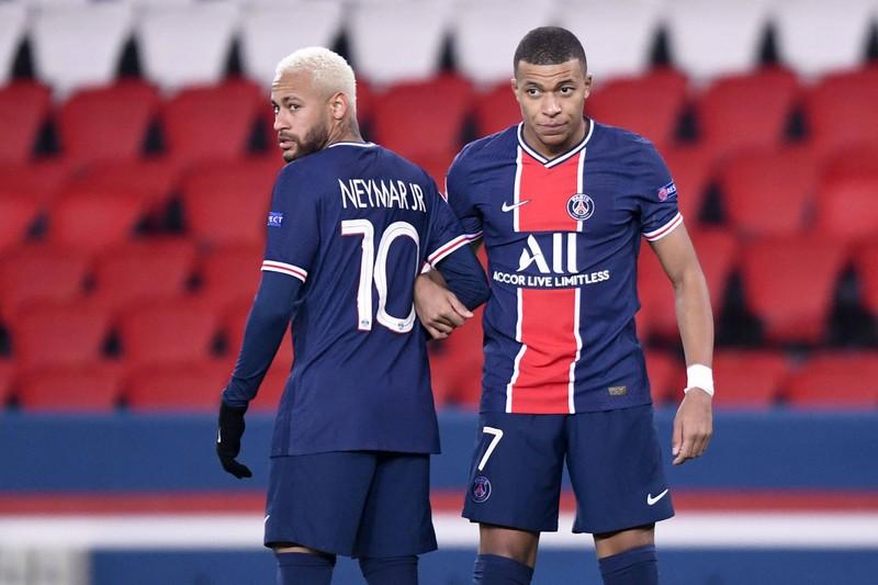 Neymar und Kylian Mbappé sind neben Lionel Messi die Top-Stars von PSG