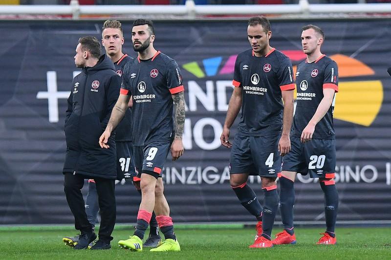 Am Ende der Sieglos-Serie des 1. FC Nürnberg stand der Abstieg aus der 1. Bundesliga