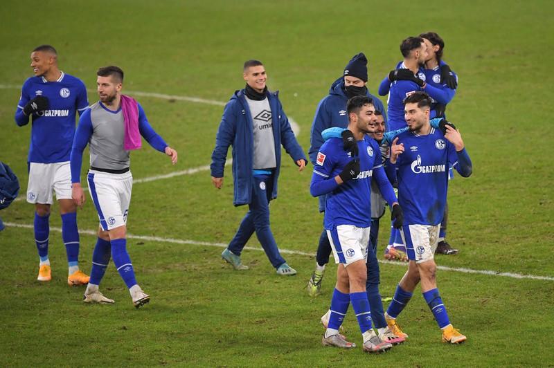 Der FC Schalke konnte mit dem 4:0 gegen Hoffenheim seine Sieglos-Serie beenden