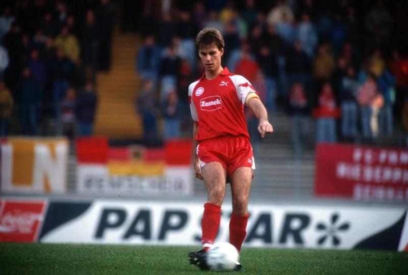 Fortuna Düsseldorf hatte 1991/92 eine lange Sieglos-Serie