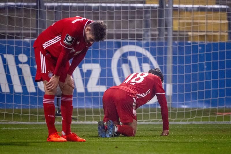 Ein weiteres Problem des FC Bayern ist die Form - auch sie hat zur Krise beigetragen