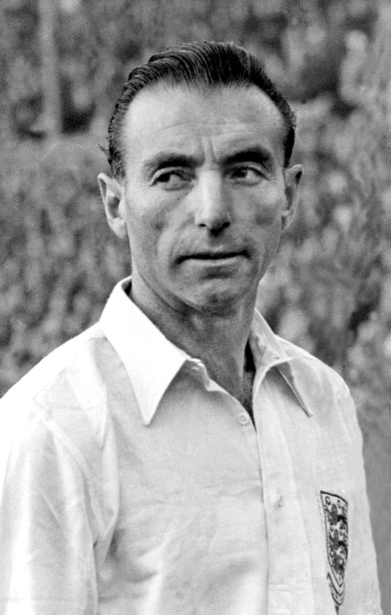 Sir Stanley Matthews ist eine Ikone des Fußballs