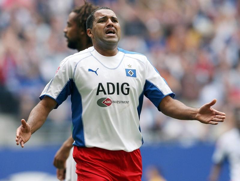 Ailton war nach Bremen unter anderem für den Hamburger SV, den FC Schalke und MSV Duisburg aktiv
