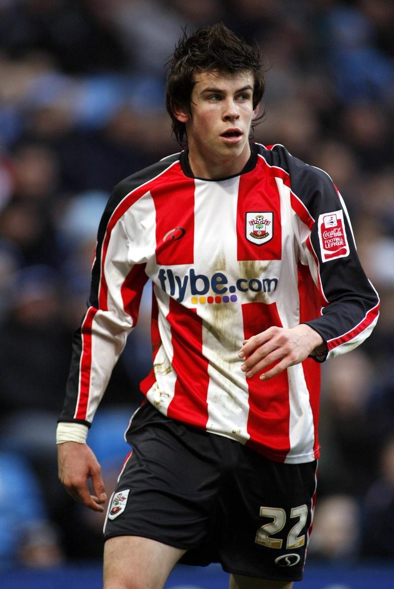 Ein anderer spektakulärer Beinahe-Transfer ist der von Gareth Bale zum Hamburger SV