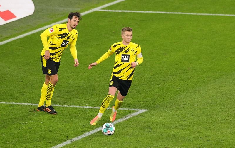 Die Dortmunder Probleme sind nicht neu, doch Terzic konnte sie auch nicht beheben
