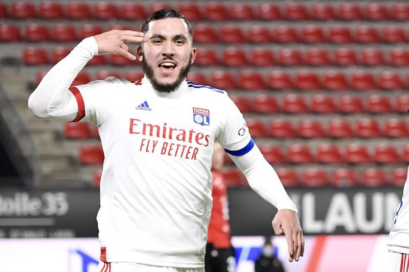 Auch er gilt als absolutes Wudnerkind: Rayan Cherki feierte bereits mit 16 Jahren sein Debüt für Olympique Lyon