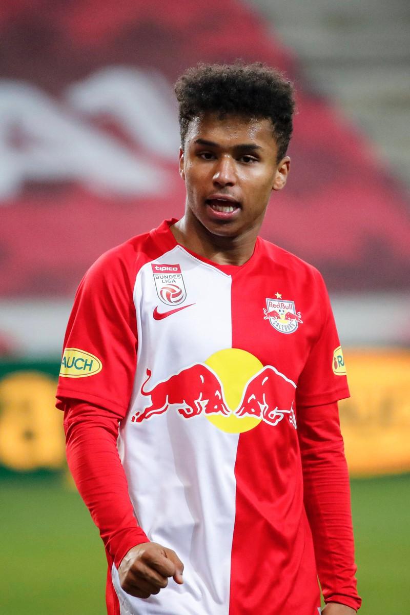 Karim Adeyemi ist eine weitere Nachwuchshoffnung für den Sturm in der deutschen Nationalmannschaft