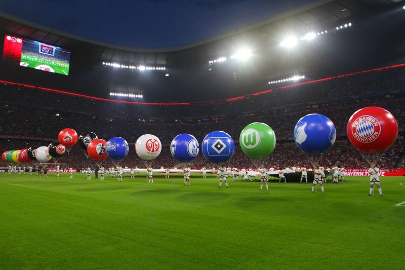 Fußball-Quiz: Wer bin ich? Erkennst du die Bundesligamannschaften anhand der Hinweise?