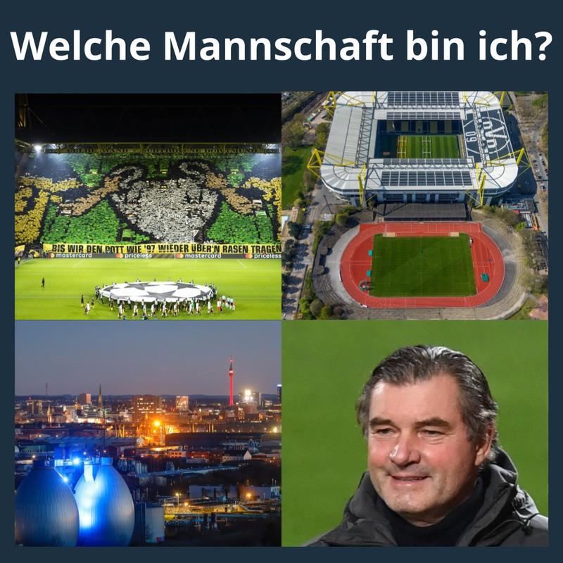 Kannst du anhand des Bilderrätsels das Bundesligateam erraten?