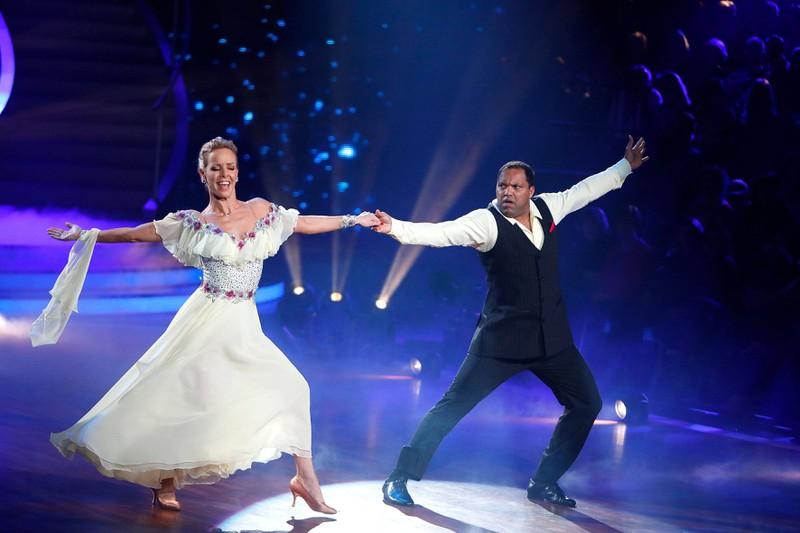 Aìlton tanzte 2020 bei RTL.