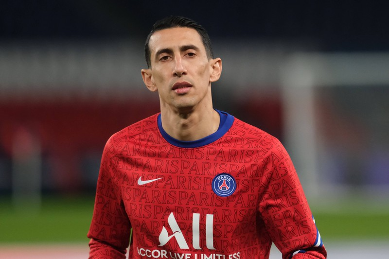 Angel di Maria wurde während der Partie gegen Nantes ausgeraubt und daraufhin ausgewechselt