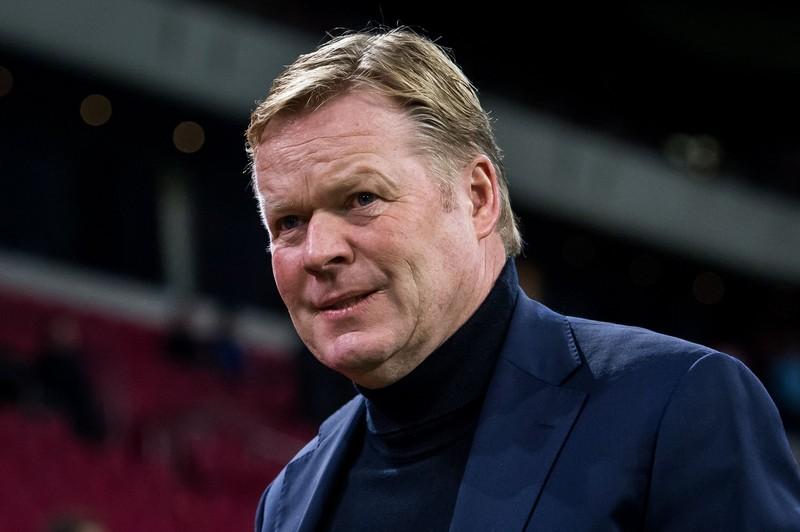 Ronald Koeman war bei seinem Wechsel zu Everton noch etwas teurer