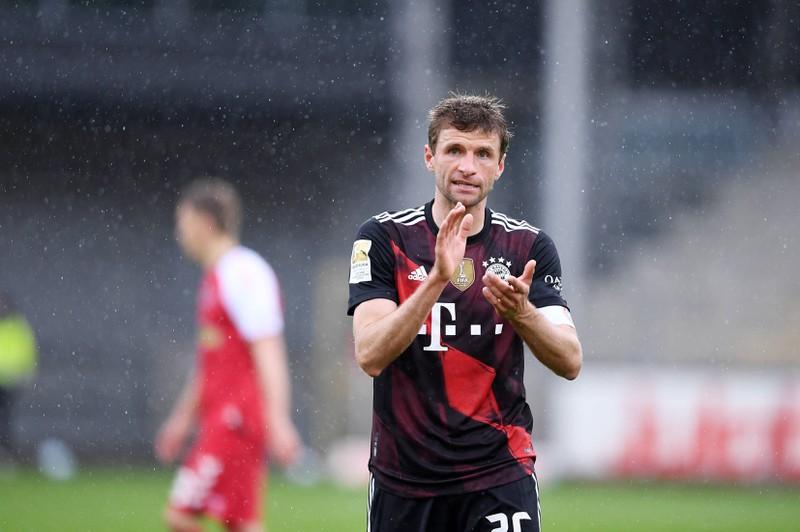 Thomas Müller ist für die Bayern unverzichtbar.