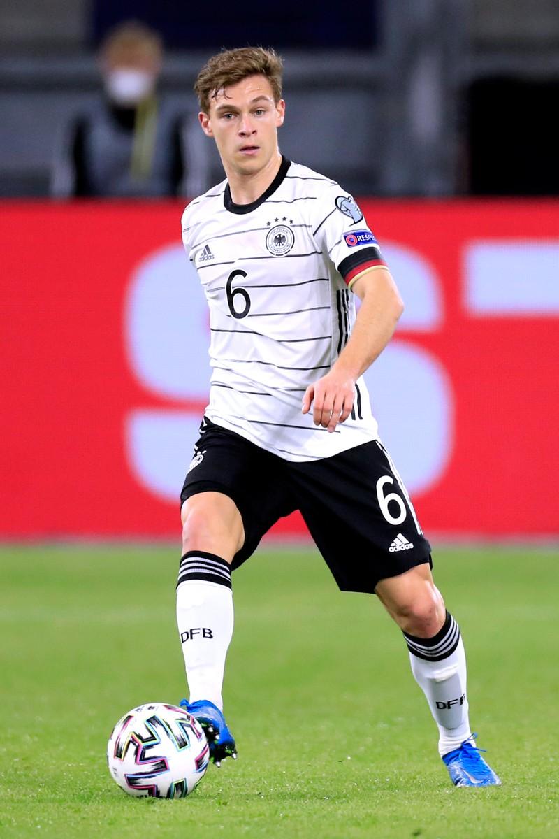 Joshua Kimmich ist seit Jahren fester Bestandteil der deutschen Nationalmannschaft