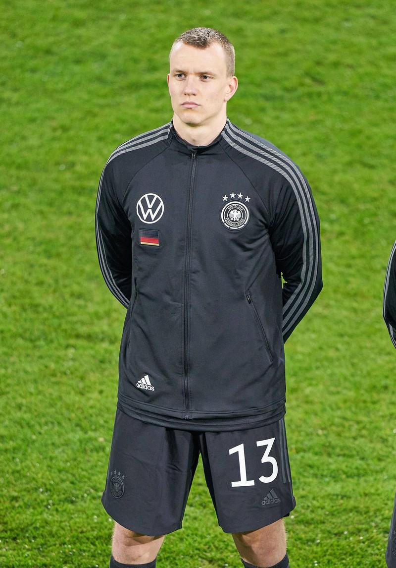 Lukas Klostermann wurde auch für den Kader nominiert und erhält bei RB Leipzig 5 Millionen Euro