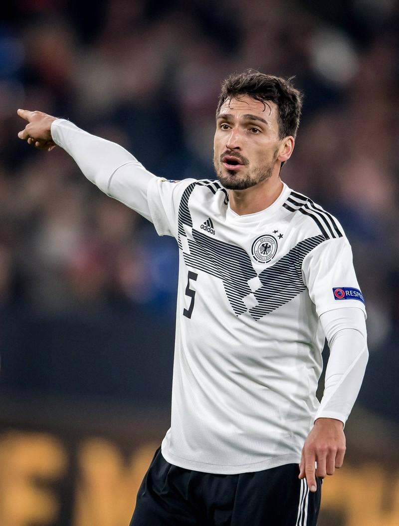 Nachdem Löw Mats Hummels 2019 aus dem Kader warf, war er bei der EM 2021 wieder dabei