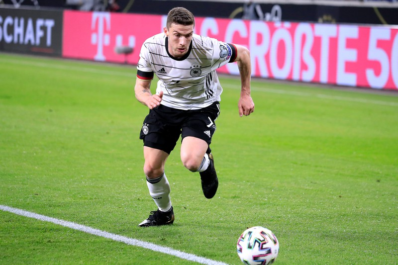 Robin Gosens, der talentierte Bergamo Star war eine Überraschung bei der EM 2021