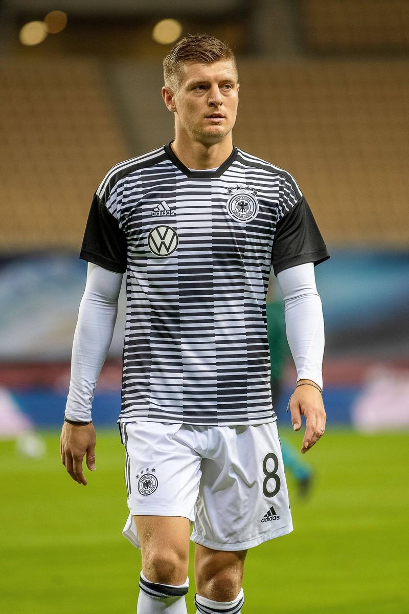 Toni Kroos gehört zu den weltbesten Spielern, die man so kennt