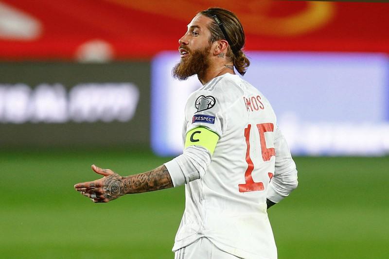 Auch Sergio Ramos darf bei der EM nicht dabei sein. Er war einfach zu oft verletzt