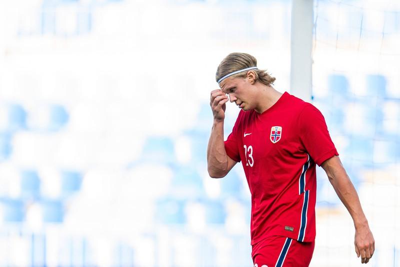 Erling Haaland wird nicht mit zur EM fahren, weil seine Mannschaft Norwegen nicht dabei ist
