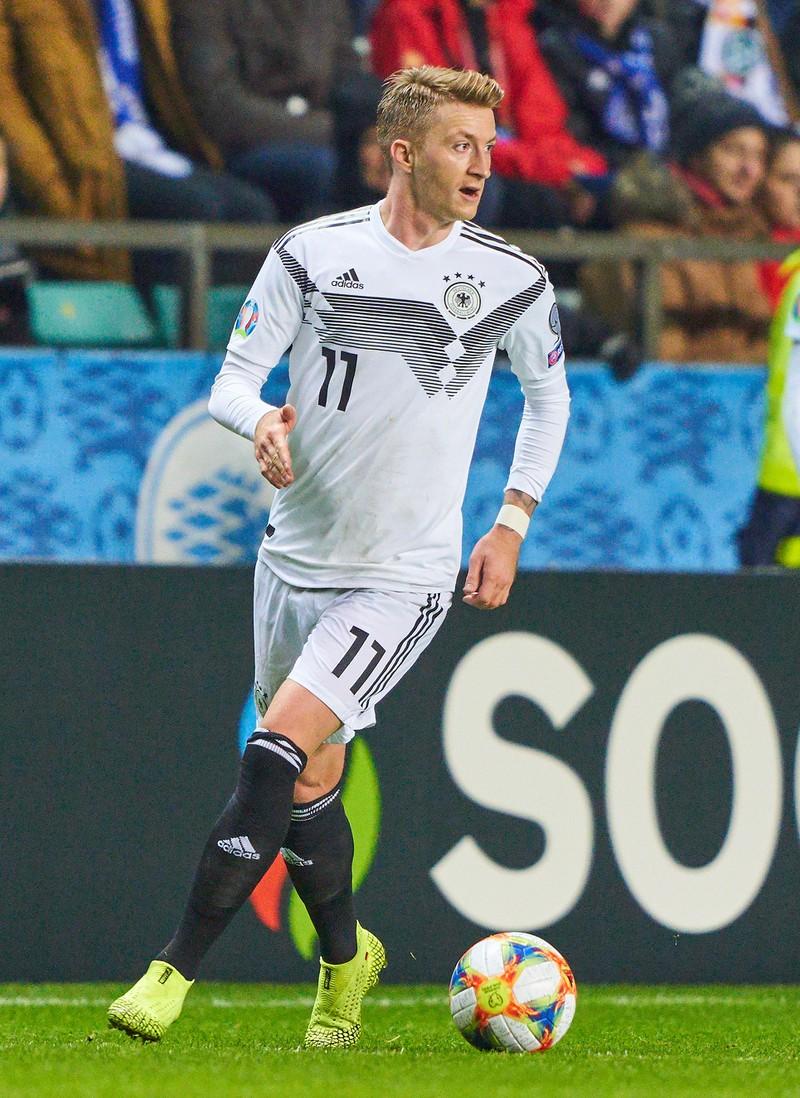 Marco Reus fehlt  bei der EM, weil er sich und seinen Körper schonen will