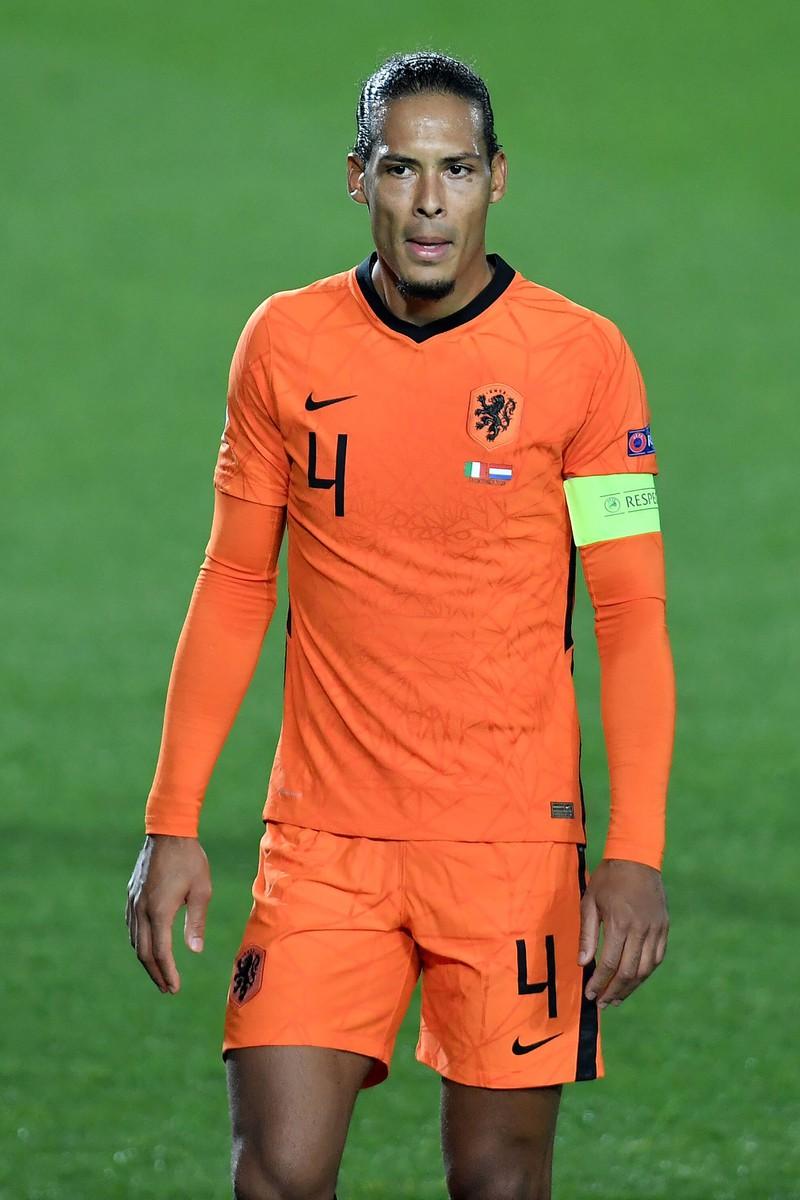 Virgil Van Dijk gilt als einer der besten Innenverteidiger der Welt, doch ist bei der EM verletzt