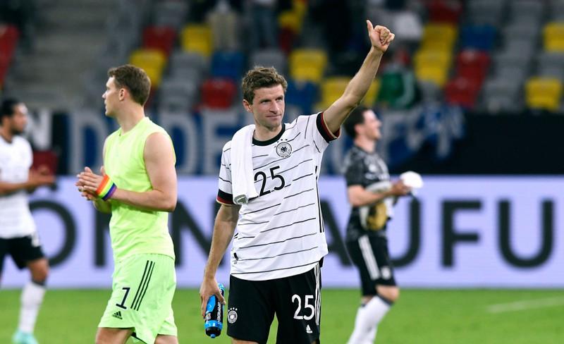 Auch die deutsche Nationalmannschaft kann sich bei der EM Titelhoffnungen machen