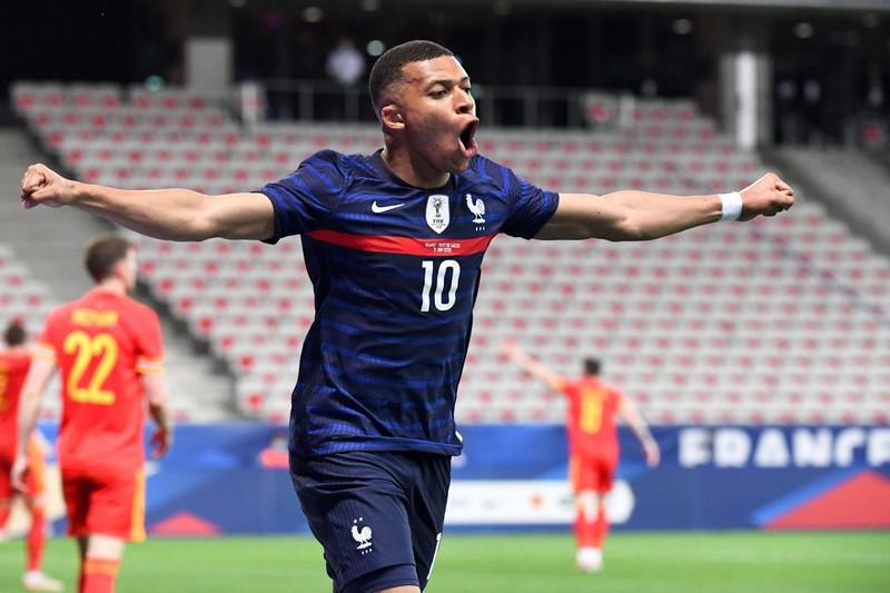 Frankreich ist einer der Top-Favoriten der EM 2020
