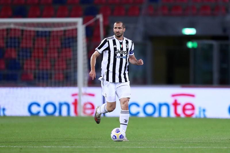 Chiellini ist derzeit vereinslos, bleibt wohl aber bei Juventus Turin