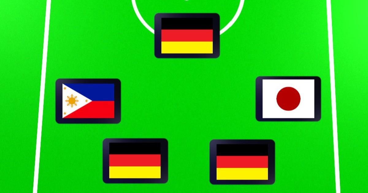 Bundesliga 2021/22: Erkennst du die Teams an den Nationen der Spieler?