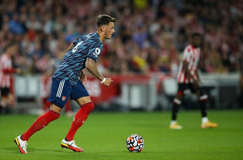 Ben White wechselte von Brighton & Hove zum FC Arsenal für 58,5 Mio. Euro