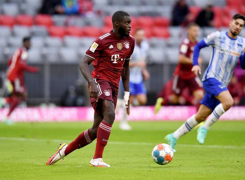 Dayot Upamecano wechselte von RB Leipzig zum FC Bayern München für 42,5 Mio. Euro