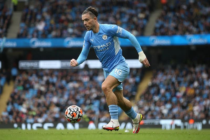 Der Top-Transfer Jack Grealish wechselte von Aston Villa zu Manchester City für die Rekordablöse von 117,5 Mio. Euro