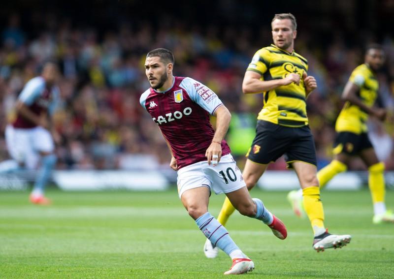 Emiliano Buendia wechselte von Norwich City zu Aston Villa für 38 Mio. Euro