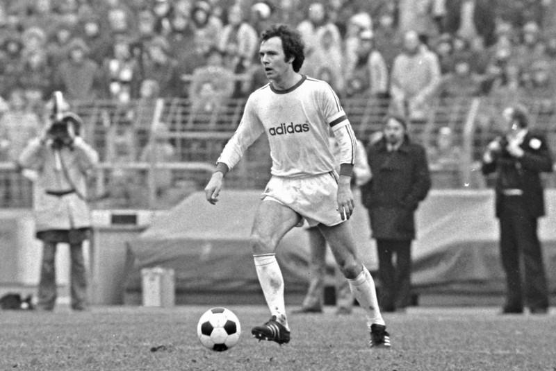 Franz Beckenbauer der Kaiser hätte heute einen Marktwert von 190 Mio.